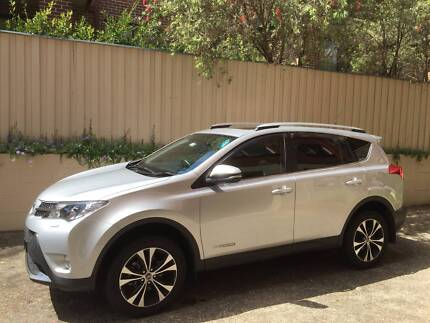 2014 Upgrade MY14 OCT Toyota RAV4 Cruiser Leather Seats Sunroof Hornsby Hornsby Area Preview