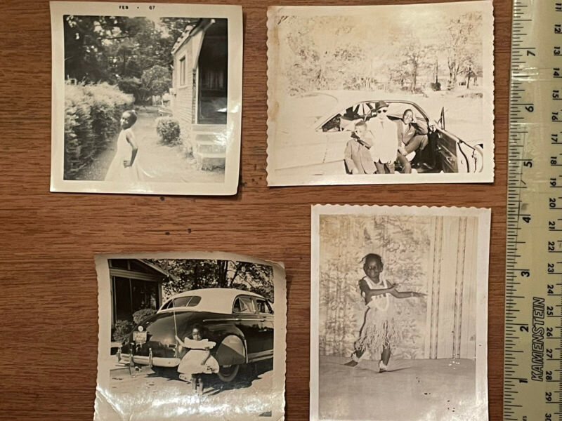 Vintage photos African American photos 1960