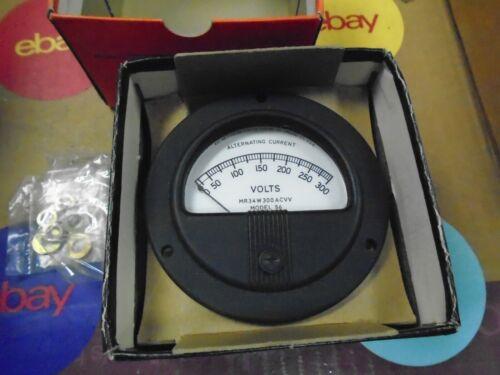Simpson Model 56 Voltmeter 300 volts AC new
