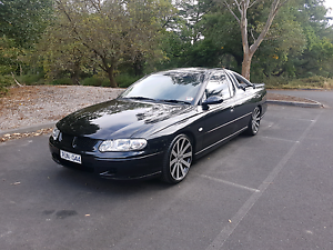 2002 vu holden commodore spac 5sp Box Hill Whitehorse Area Preview