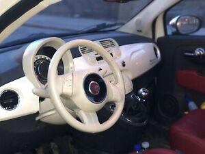 Fiat 500 Sport Bose sound système FUll optiosn