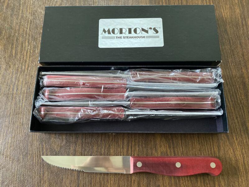 Morton's Steakhouse Knife Set