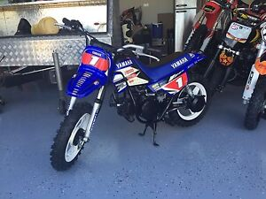 2011 Yamaha PW50 Moggill Brisbane North West Preview