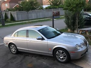 2005 JAGUAR S-TYPE, Certified and E-Tested