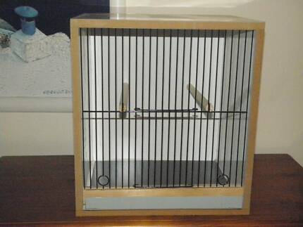 canary single breeding cabinet