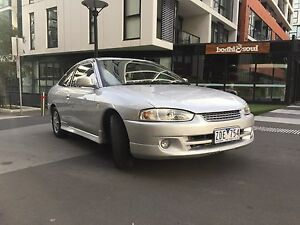 2003 Mitsubishi Lancer Coupe Abbotsford Yarra Area Preview