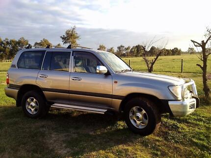 2003 Toyota LandCruiser V8 100 Series GLX North Dandalup Murray Area Preview