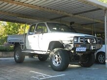 1998 Toyota Hilux Ute *Newly Reconditioned Engine* $10,000 ONO Peppermint Grove Cottesloe Area Preview