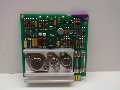 Hp Agilent 85662-60235 5 Volt Regulator Assembly