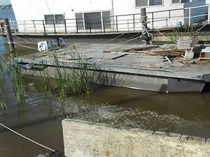 Houseboat cruiser pontoon boat Goolwa South Alexandrina Area Preview