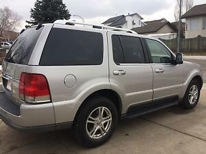 2004 Lincoln Aviator Leather SUV, Safe - Sound - Luxury