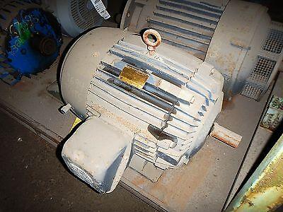 60 Hp Us Electric Motor 1800 Rpm 364ts Frame Tefc 460 V 1.15 S.f.