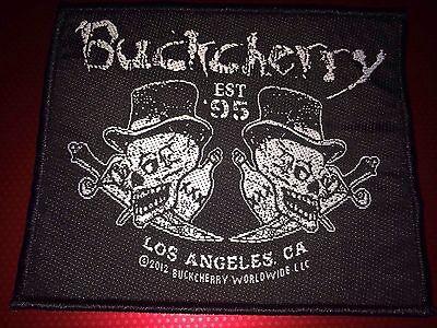 Buckcherry Patch New Black Rock Metal