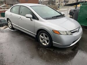 2007 Honda Civic LX $4299 plus Tax