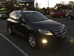 Immaculate condition 2010 Volkswagen Tiguan 125TSI manual Seven Hills Brisbane South East Preview
