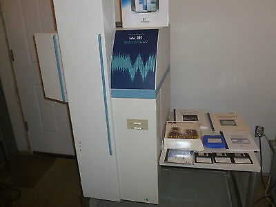 Perkin Elmer Microbeta Jet Liquid Scintillation Luminescence Counter 1450-027