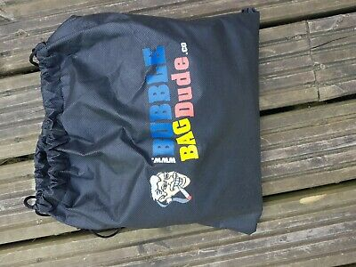 used hydroponics bubble bags