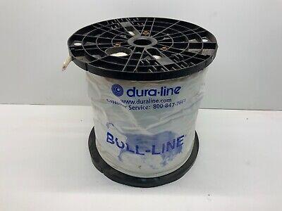 200 Roll 12 1250 Lb Tensile Pull Mule Tape String Bull Dura Line 20000054