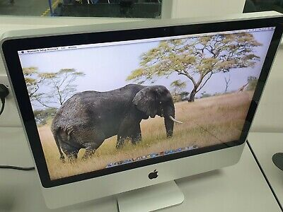 "Apple iMac 24"" 2008 2GB 320GB HDD - Good Condition"