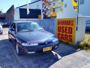 1996 Mazda 626 Hatchback 1 Year Roadside Assist Woy Woy Gosford Area Preview