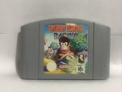 Diddy Kong Racing Nintendo N64 Cartridge PAL