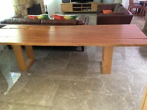 Australian Red Cedar Dining Table - 10 seater Tarragindi Brisbane South West Preview