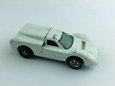 Hot Wheels Redline FORD J-CAR US White Enamel G/VG Tough !!!