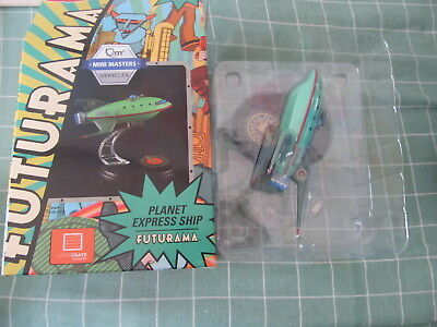 Futurama Planet Express Ship Loot Crate NEW IN BOX