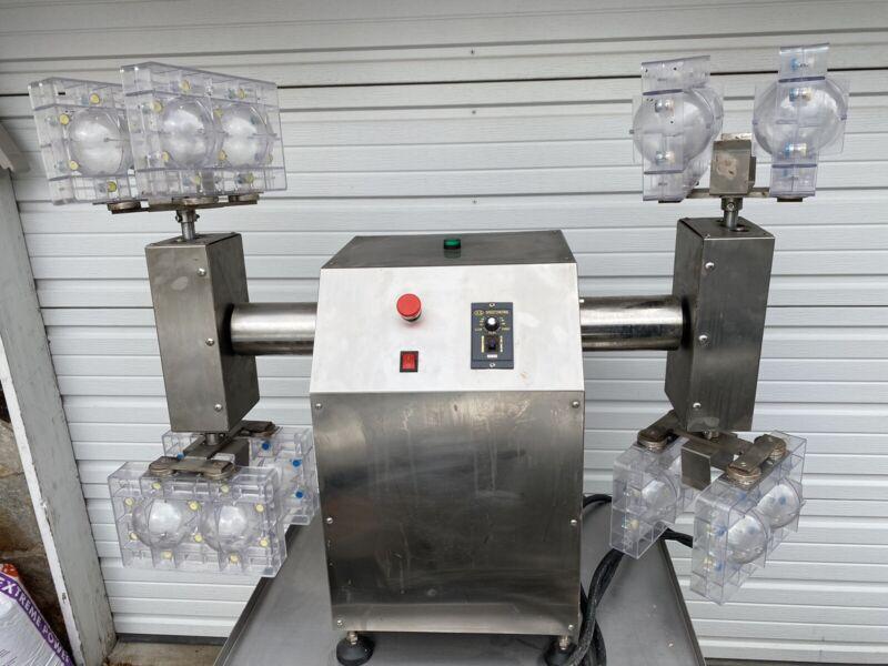 Hollow Chocolate Ball Molding Machine - 14 Molds - 220V