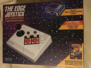 The Edge Joystick for NES CLASSIC EDITION & Wii U