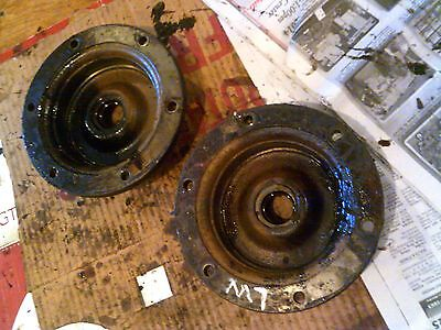 John Deere Mt Tractor 2 Differential Holders Shims