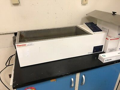 Precision Circulating Water Bath Big Good Working Condition Id Qc 700185