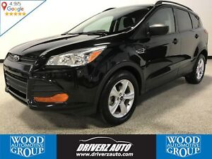 2015 Ford Escape S FRONT WHEEL DRIVE, CLEAN CARFAX, REARVIEW...