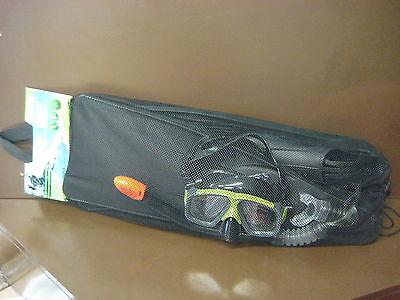 Schnorchelset INTEX Tauchset Taucherbrille + Schnorchel + Flossen Gr 41 - 45 OVP