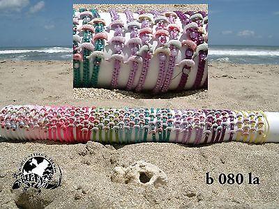 Großhandel Armbänder (10 er Mix Armbänder Surfer Style Kinder Armband Großhandel / b080)