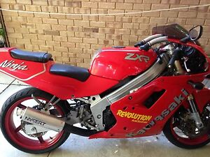 KAWASAKI ZX-2R 4cyl LAMS LIKE CBR RR Salter Point South Perth Area Preview