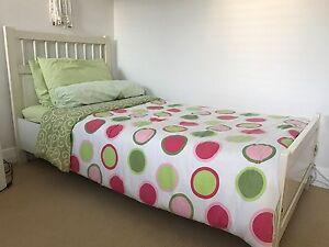 Single bed frame & mattress Mosman Mosman Area Preview
