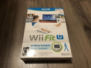 Brand New Wii Fit U with Meter