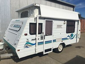 Jayco Freedom 2001 Poptop/Caravan (Excellent Condition) Hindmarsh Charles Sturt Area Preview