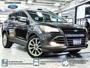 2015 Ford Escape SE   NAV   PWR LIFTGATE   HTD SEATS   PANO ROOF