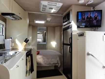 2011 Grandcruiser Luxury Caravan