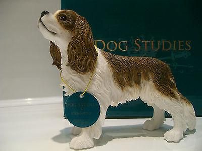 Cavalier King Charles Spaniel Ornament Gift Figure Figurine