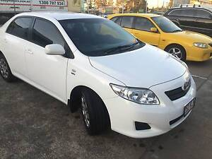 2007 Toyota Corolla Sedan Brendale Pine Rivers Area Preview