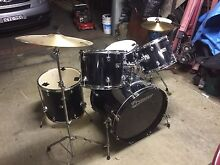 Premier Olympic 5 Piece Drum Kit Set Blacktown Blacktown Area Preview