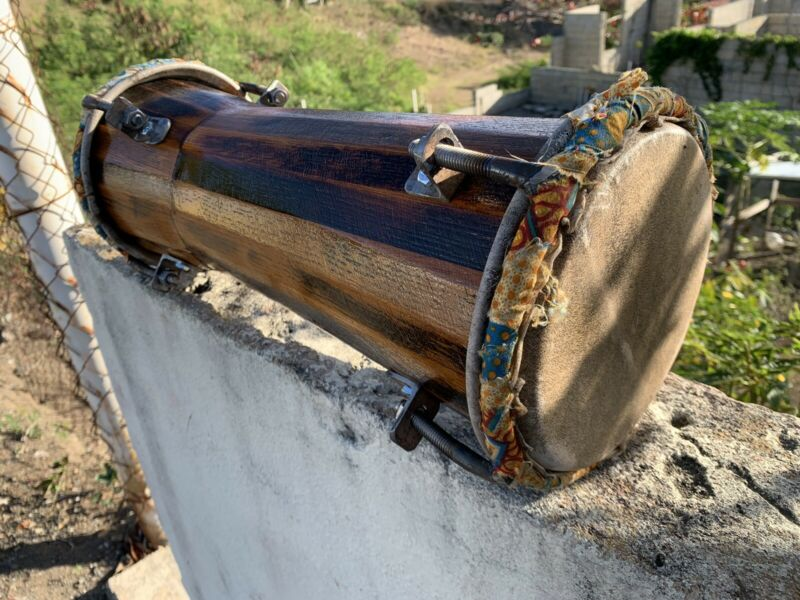 Bata drum - Okonkolo  - hand made