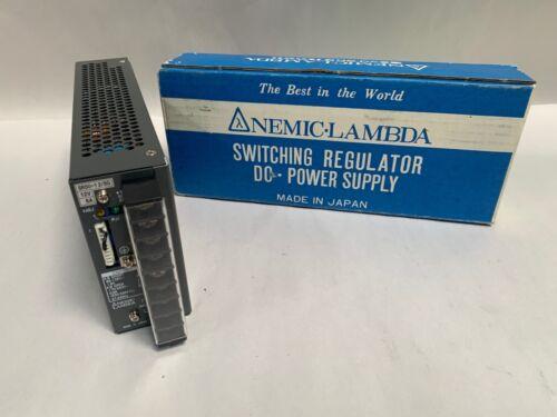 UNUSED Nemic Lambda SR50-12/5G Switching Power Supply (A20)