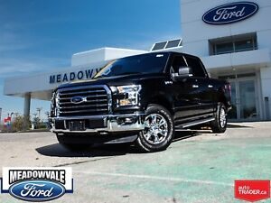 2015 Ford F-150 XTR, NAVIGATION, TRAILER TOW W/BREAK CNTROL