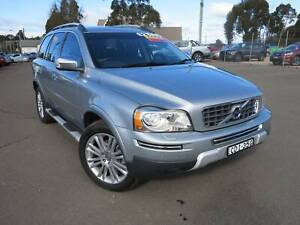 2011 Volvo XC90 Medlow Bath Blue Mountains Preview