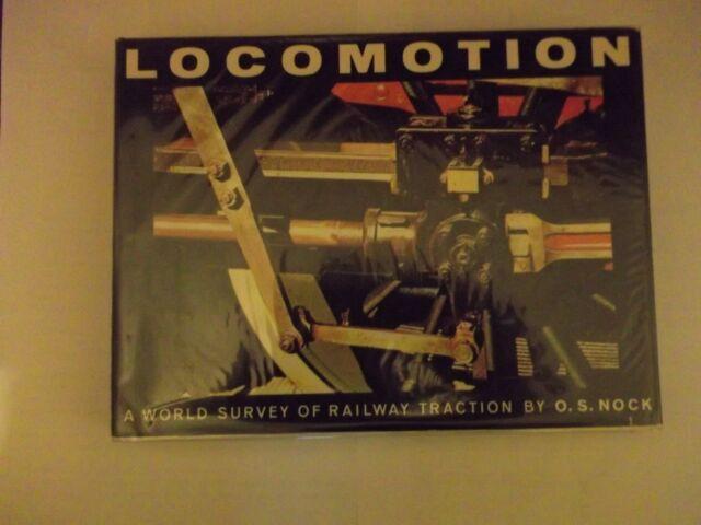 Locomotion by O. S. Nock (Hardback, 1975)
