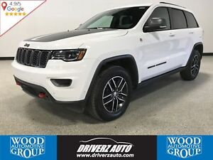 2017 Jeep Grand Cherokee Trailhawk LOADED TRAILHAWK WITH LOW...
